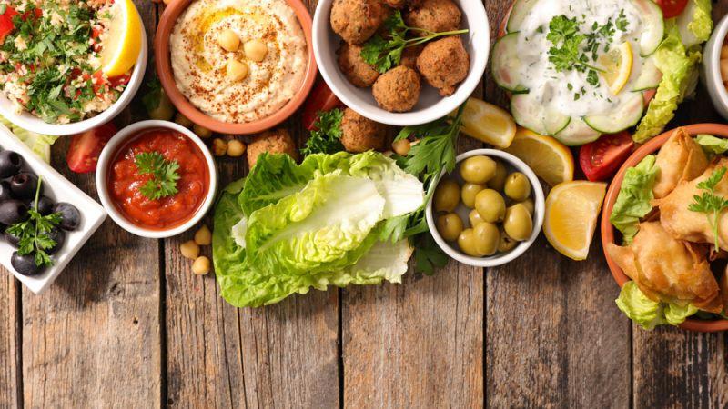 Image restaurant O Saveurs du Liban