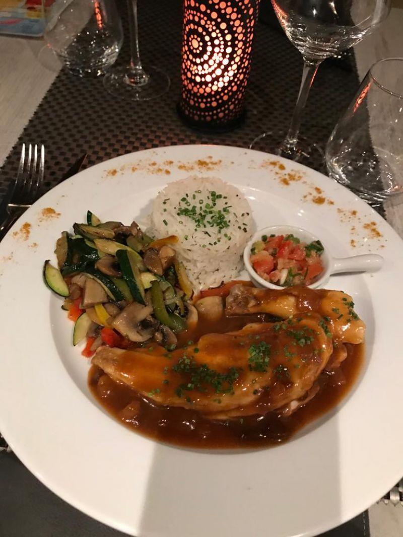 Image restaurant Les Mets des Saintes